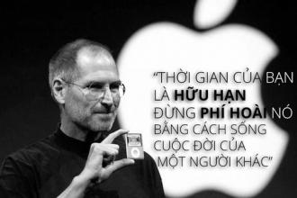 Câu chuyện thành công của Steve Jobs – bài học lớn cho giới trẻ