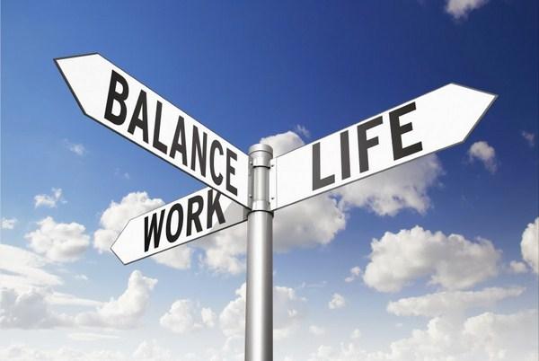 cân bằng giữa công việc và cuộc sống