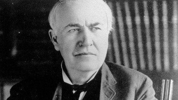 Câu chuyện thành công của Thomas Edison
