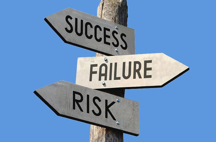 Chấp nhận rủi ro thất bại để thành công